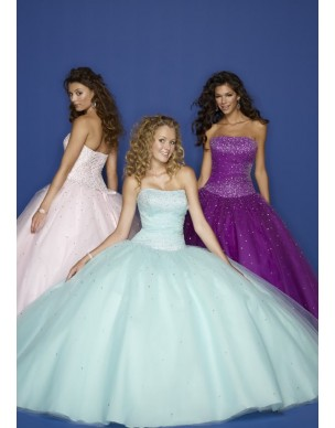 Honostné dlouhé maturitní šaty AKCE