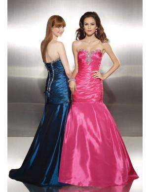 maturitní šaty Mandy 33 modré